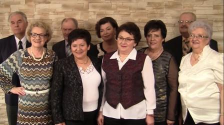 Uczestnicy XII edycji Wyborów podczas próby
